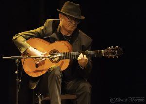 José Luis Montón, guitarrista y compositor.