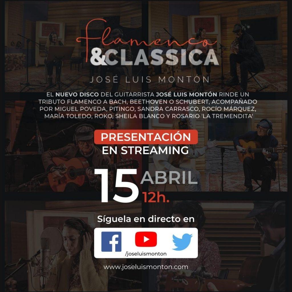Flamenco & Classica. Presentación