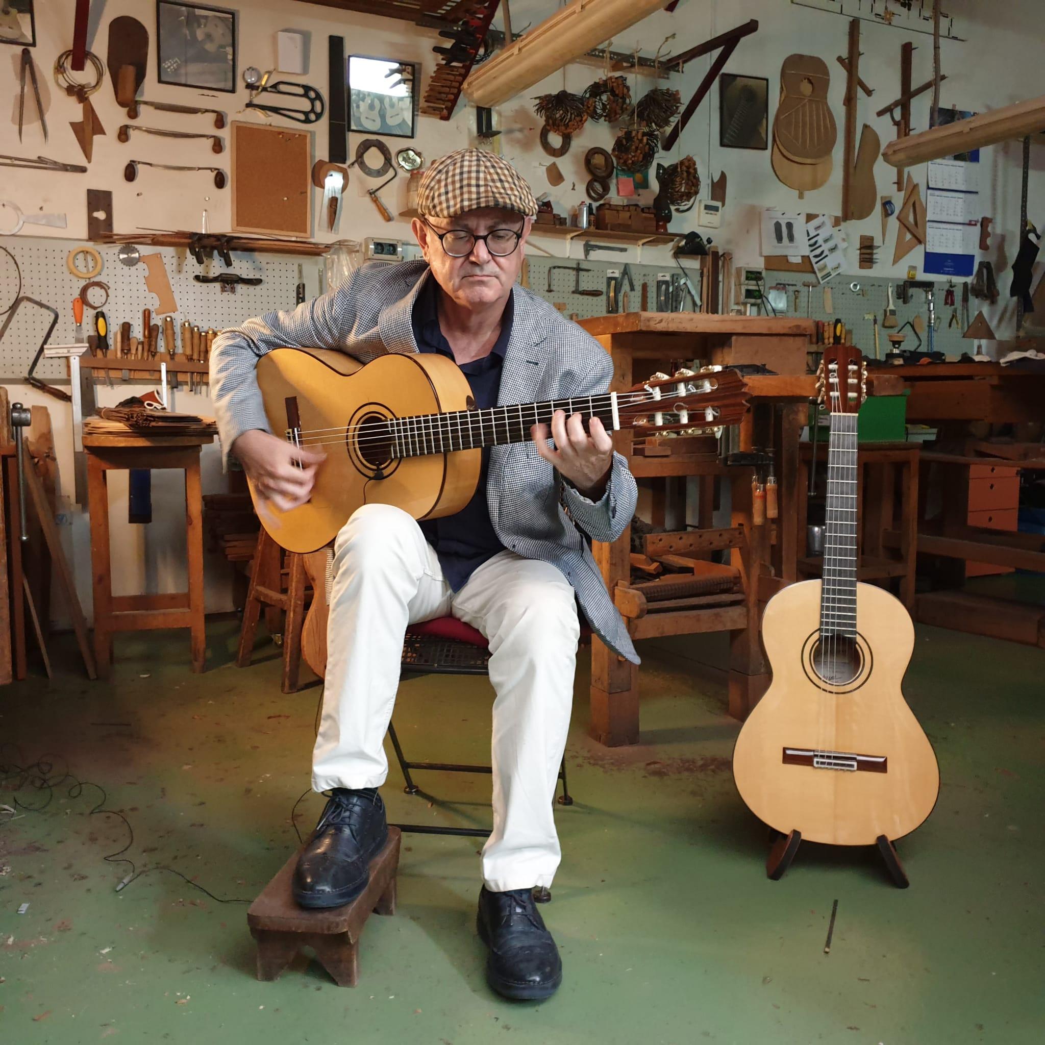 Un sueño: mi Guitarra Ramírez Montón